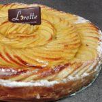 Tarte aux pommes de Lorette
