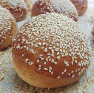 BUNS, pain à burger de Lorette