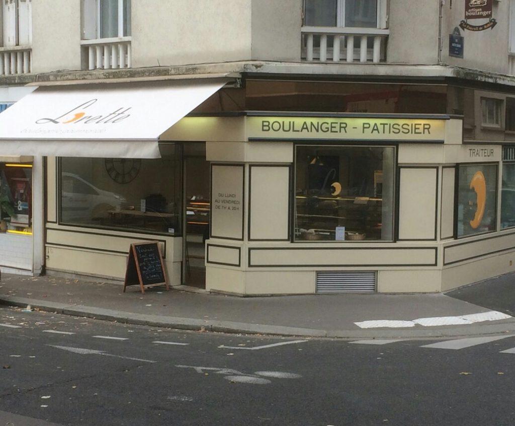 Boulangerie Lorette 48 rue Bobillot Paris 13