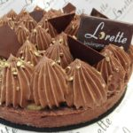 Tarte au chocolat de Lorette