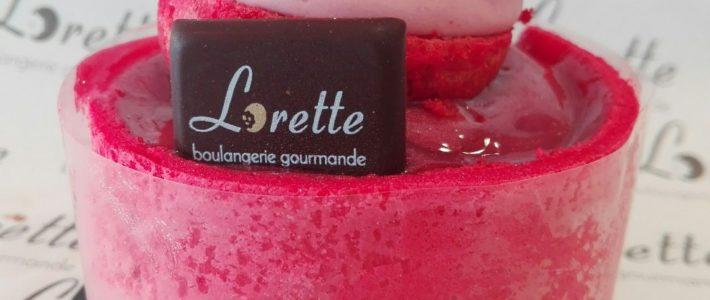 Tellement facile de voir la vie en rose avec Lorette….