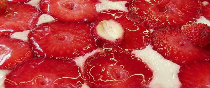 Grand retour des fraises !