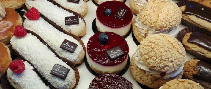 Pâtisseries de Lorette boulangerie Paris