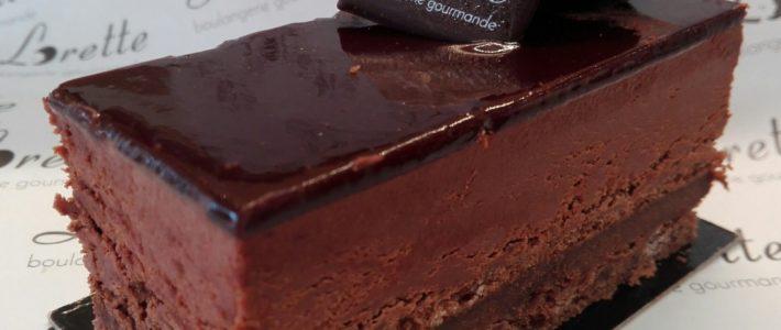 Amateurs de chocolat intense, c'est pour vous !