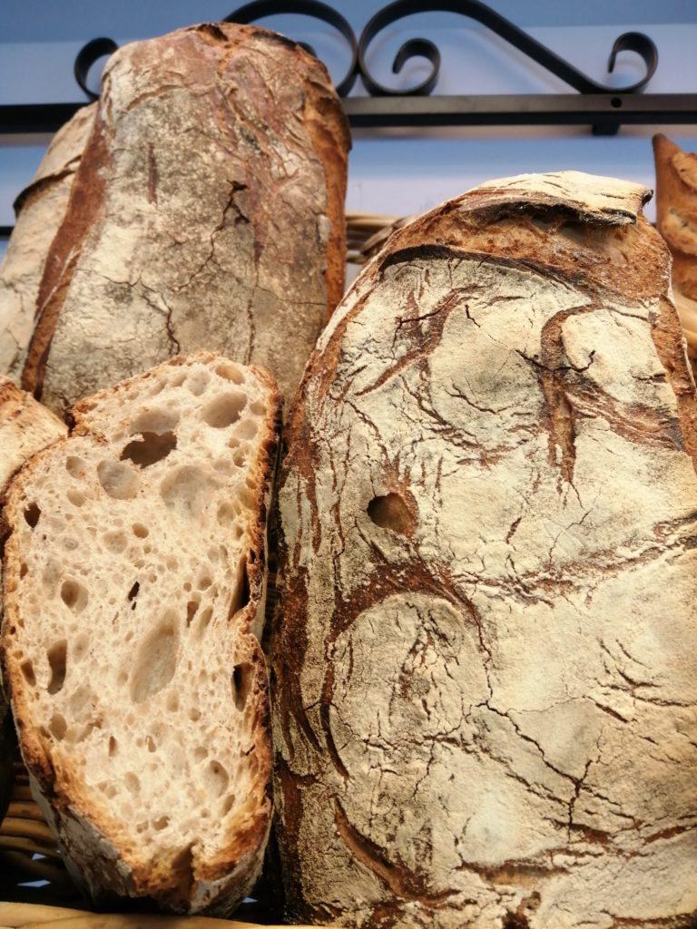 Chazeron, nouveau pain Bio de Lorette