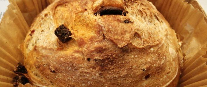 Un diner en 2 min avec le pain du mois !