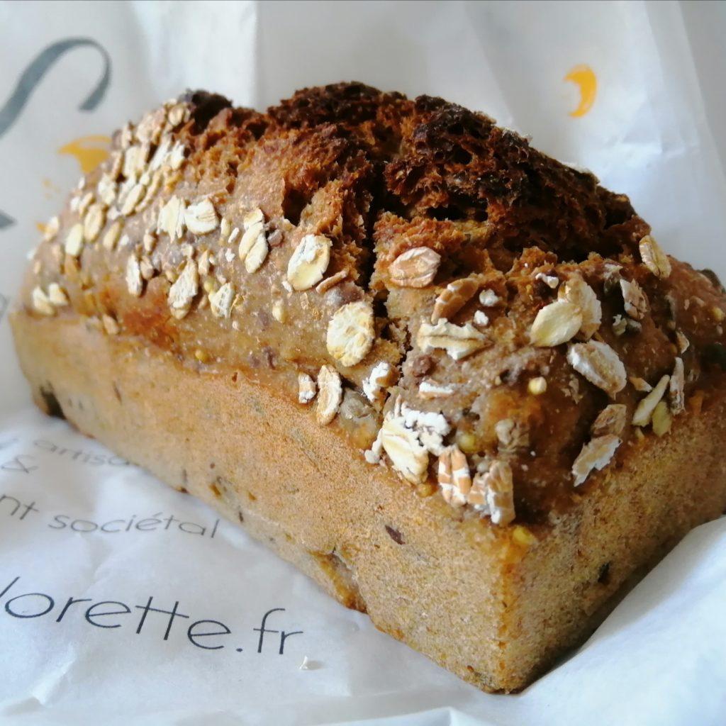 Pain norvégien bio de Lorette, boulangerie artisanale à Paris